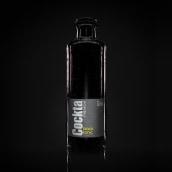 3D - Cockta Black. Um projeto de 3D, Pós-produção e Publicidade de Víctor Navarro - 23.11.2015