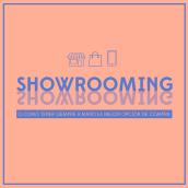 Infografías sobre Showrooming. Un proyecto de Dirección de arte, Diseño gráfico y Diseño de la información de Isabel Salas - 25.11.2015