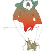 Oh Bear¡ & Hy. Un projet de Character Design et Illustration de AINHOA AZUMENDI GARCÍA - 28.11.2015