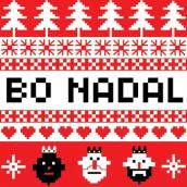 Christmas. Un proyecto de Diseño e Ilustración de Uxía Pin - 01.12.2013