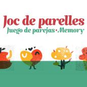 MEMORY. A Game Design & Illustration project by La Llauna Gràfica - 12.14.2015