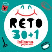 RETO 30+1. ILUSTRACIONES SOLIDARIAS. A Events & Illustration project by La Llauna Gràfica - 12.15.2015