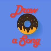 Draw a song #4 Sugar. Un proyecto de Diseño, Ilustración, Bellas Artes y Diseño gráfico de Gianni Antonucci - 27.12.2015