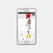 Zara. Un progetto di UI/UX , e Design interattivo di Javier 'Simón' Cuello - 27.12.2015