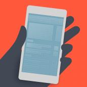 Diseñando apps para móviles. Un progetto di Design, UI/UX, Progettazione editoriale, Educazione , e Design interattivo di Javier 'Simón' Cuello - 27.12.2015
