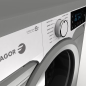 Lavadora (Washing machine). A Design, 3D, Accessor, Design, Industrial Design, and Product Design project by leantamplan - 01.06.2016