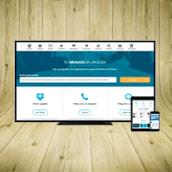 Portalabogados.es (Rediseño). Un progetto di UI/UX, Web Design , e Sviluppo Web di María López Martín-Sanz - 30.11.2015
