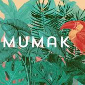 MUMAK. Um projeto de Br e ing e Identidade de Belén Cosmea Boto - 30.07.2015