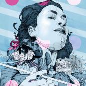Epic Lou. Un proyecto de Ilustración, Bellas Artes y Cómic de César Marcén Arrieta - 14.01.2016
