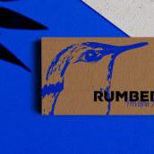 Rumbera — Provincia Tropical. Un proyecto de Diseño, Dirección de arte, Br, ing e Identidad, Diseño editorial y Diseño gráfico de Kevin Betancourt - 17.02.2016