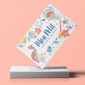 Món Petit, escola Montessori.. Un proyecto de Diseño, Ilustración, Br e ing e Identidad de Natalia Escaño - 19.02.2016