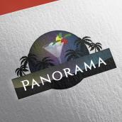 Panorama Coctail Bar playa. Un proyecto de Br, ing e Identidad y Diseño gráfico de BUZ - 24.02.2016