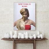 Stylist - New York is Rome. Um projeto de Design, Fotografia, Direção de arte, Design de vestuário e Moda de Raquel Fernández González - 29.02.2016