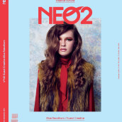 Neo2N #143. Un proyecto de Fotografía, Moda y Postproducción de Leticia Jiménez - 31.10.2015