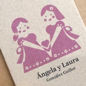 Ángela y Laura. A Illustration, Fotografie, H, werk, Grafikdesign und Verpackung project by Heroine Studio - 02.03.2016