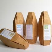 Cocoa Pods - Prince Nahua Chocolates. Um projeto de Packaging de Miren Camara Egaña - 28.02.2016