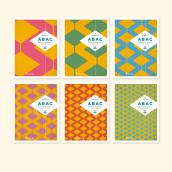 Colección de cubiertas para libros de texto. Un proyecto de Diseño editorial y Diseño gráfico de Carlos Cubeiro - 24.03.2016