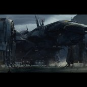 Prometheus. A 3D, and VFX project by Xuan Prada - 04.04.2016