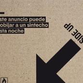 Bokata ONG. Campaña de guerrilla urbanaNuevo proyecto. Un proyecto de Publicidad, Dirección de arte, Diseño gráfico, Cop y writing de Héctor Rodríguez - 21.01.2016