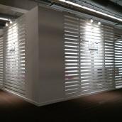 stand para Heimtextil 2014. Un proyecto de Arquitectura de Laura Álvaro Martínez - 24.04.2016