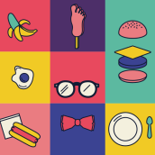 Baking a Design. Un proyecto de Ilustración, Motion Graphics, Diseño gráfico, Vídeo y Stop Motion de Ángel Vera - 28.04.2016