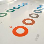 Italo, Branding e identidad. Un proyecto de Br, ing e Identidad y Diseño editorial de Rodrigo Rojas - 18.08.2013