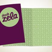 Desde Zela, Branding e identidad. Un proyecto de Br e ing e Identidad de Rodrigo Rojas - 15.04.2014