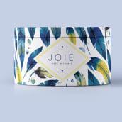 Joie Branding. A Graphic Design project by Laura Del Rio - 05.12.2016