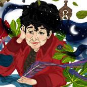 Libera Rosalía. A Illustration project by Aurora Cascudo Román - 05.14.2016