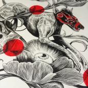 Xolo.. Un projet de Design , Illustration, Beaux Arts , et Peinture de Aníbal Pantoja - 16.05.2016