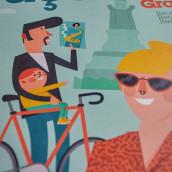 Cartel Flea Market, Gracia. A Graphic Design & Illustration project by Oze Tajada - 05.22.2016