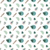 Pattern design. Un proyecto de Diseño, Ilustración y Moda de pcarpena - 16.05.2016