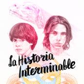 Mi Proyecto del curso: Ilustración artística y comercial. La Historia Interminable. Um projeto de Ilustração de Alicia López Orozco - 29.05.2016