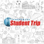 STUDENT TRIP (BRANDING). Un proyecto de Br, ing e Identidad y Vídeo de Joel Astete - 31.05.2016