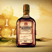 BUCHANAN'S MASTER / SHARE YOURSELF / TV SPOT. A Design, Advertising, Motion Graphics, 3D, Animation, and TV project by MEMOMA Estudio - 06.22.2014