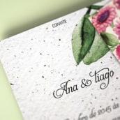 Wedding invitations. Um projeto de Ilustração de Ana Lourenco - 25.06.2016