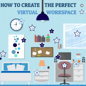 Infografía interactiva: Espacio de trabajo. A Design, Information Architecture, Multimedia, Web Design & Infographics project by Genially Web - 06.26.2016