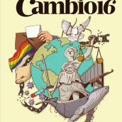 Mi Proyecto del curso: Técnicas de Ilustración y composición realista para prensa. Un proyecto de Ilustración y Diseño editorial de mariwasi - 29.06.2016