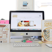 WORLD CHEESE AWARDS. A Illustration, Photograph, Graphic Design, and Web Design project by Judith_Inga - 07.11.2016