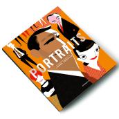 PORTRAITS Nuevo libro recopilatorio . A Illustration, and Editorial Design project by Jorge Arévalo - 07.12.2016