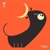 Animalfabeto. Libro para prelectores.. Um projeto de Ilustração de Roselino López Ruiz - 17.05.2018