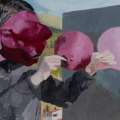 ROJO. Um projeto de Artes plásticas e Ilustração de Jenni Alvarado - 17.07.2016