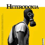 Revista HETERODOXIA. Un proyecto de Diseño, Dirección de arte, Br, ing e Identidad, Diseño editorial, Diseño gráfico y Tipografía de José Antonio Arreza Pérez - 29.03.2016
