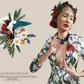 Editorial De Belleza. Un proyecto de Fotografía, Dirección de arte, Moda, Bellas Artes y Escenografía de Jordi Blancafort Lopez - 12.02.2015