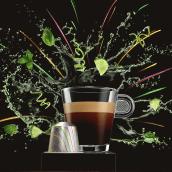 Nespresso Middle East - Product Page E-shop. Um projeto de Direção de arte e Design interativo de Narciso Arellano - 05.09.2016