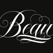 Beau. Um projeto de Design gráfico e Tipografia de Carlos de Toro - 09.09.2016