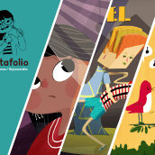 Portafolio. Un proyecto de Ilustración de Dannaé Alvarez - 12.09.2016