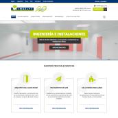 Diseño página web - Ingelyt. A Web Design project by Néstor Tejero Bermejo - 09.26.2016