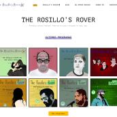 Diseño página web - Elena Rosillo. A Web Design project by Néstor Tejero Bermejo - 09.26.2016