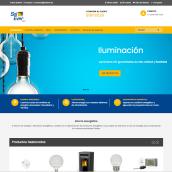 Diseño tienda online - Solever. A Web Development project by Néstor Tejero Bermejo - 09.26.2016